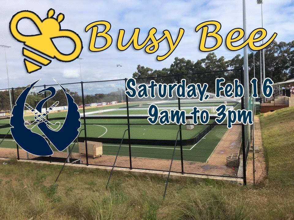 Club Busy Bee - Saturday Feb 16